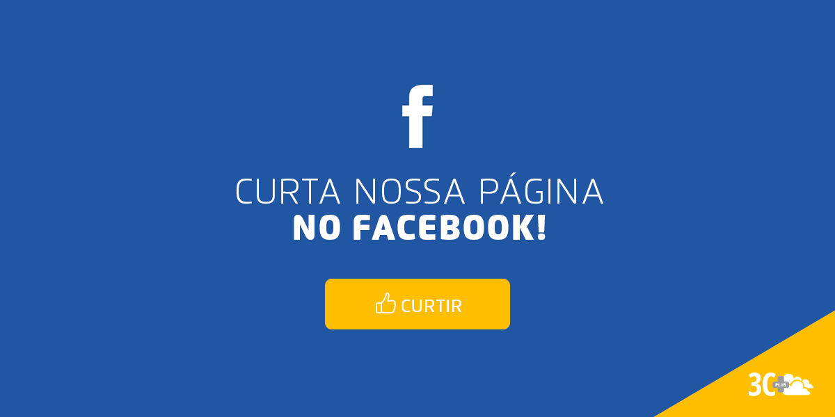 Curta a 3C Plus no Facebook