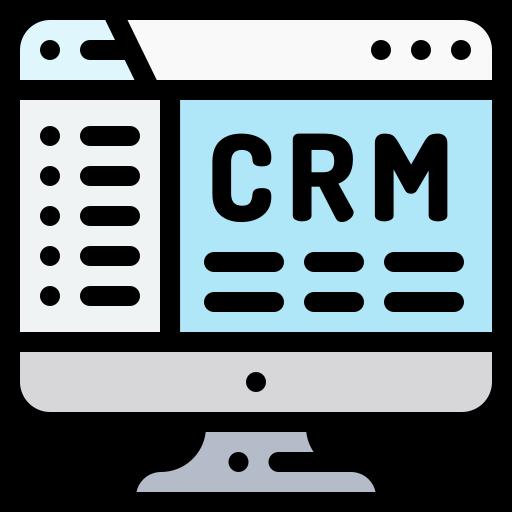 ícone Integração com o CRM web